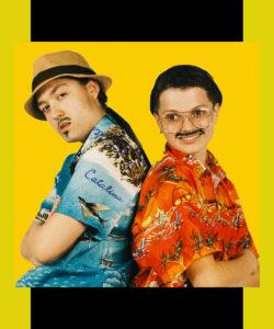 Alan and Ron