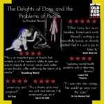 The Delight of Dogs and The Problems of People