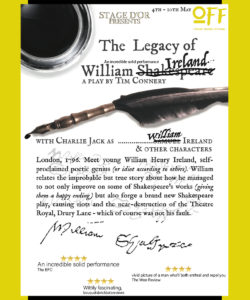 The Legacy of William Ireland