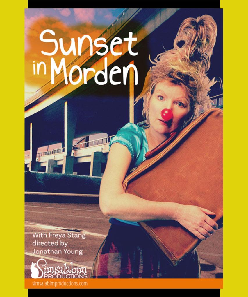 Sunset in Morden
